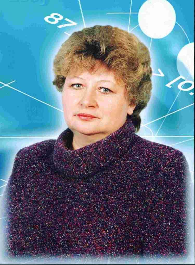Валентина хакимова
